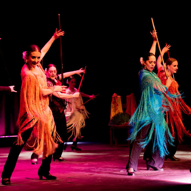Montoya Spanish Dance Theatre