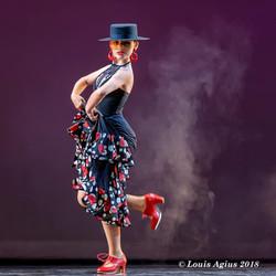 Paul Curmi Dance Studio (Eldridge School.)