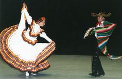 Mexican Seguidillas, Jarabe Tapatio.