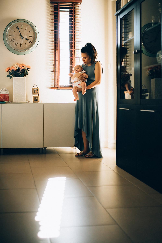 Karen Holden Photography - Abu Dhabi Newborn Photographer - Elegance