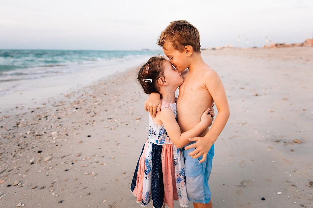 Karen Holden Photography - Abu Dhabi Family Photographer - Children Photography - Saadiyat Beach