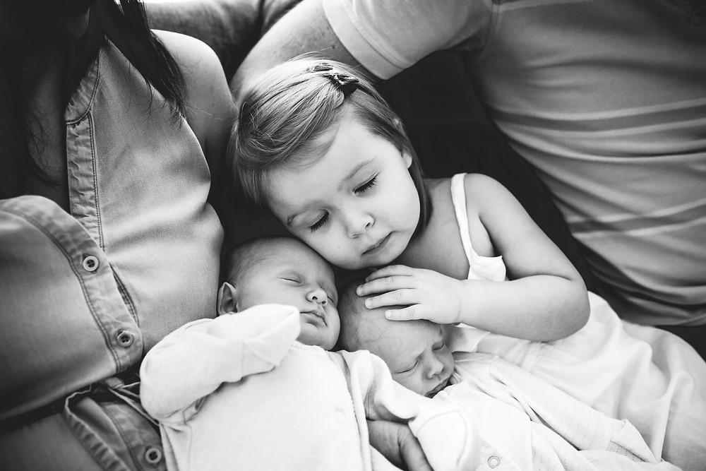 Karen Holden Photography - Abu Dhabi Newborn Photographer - Best of Friends