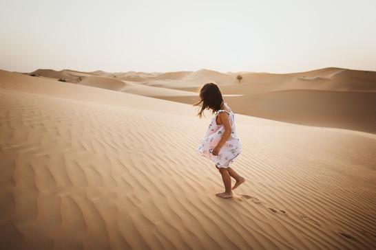 Karen Holden Photography - Abu Dhabi Desert Photographer