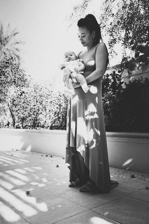 Karen Holden Photography - Abu Dhabi Newborn Photographer - Pretty Shadows