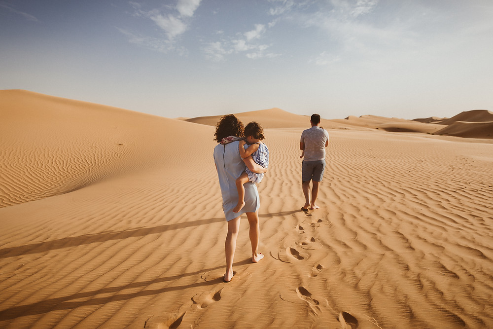 Karen Holden Photography - Abu Dhabi Desert Photographer