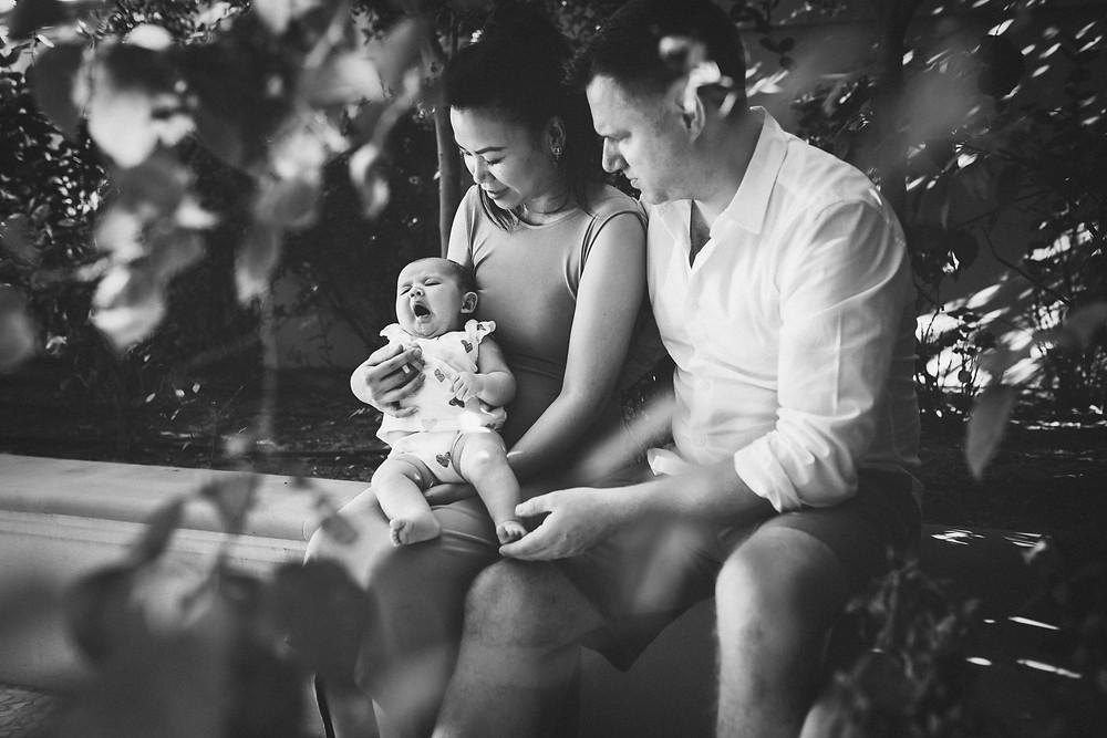 Karen Holden Photography - Abu Dhabi Newborn Photographer - Time for Bed