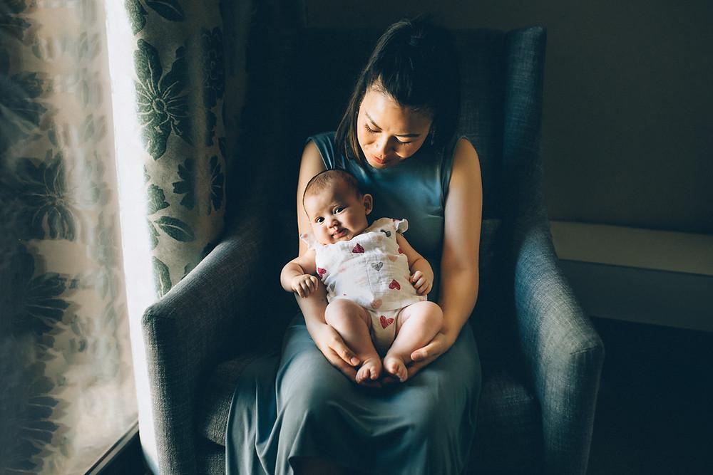 Karen Holden Photography - Abu Dhabi Newborn Photographer - Perfection