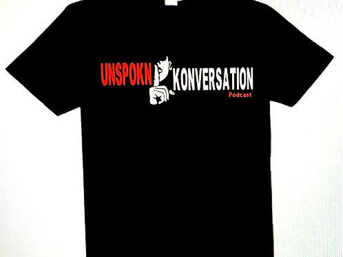 Official Unspokn Konversation Tee