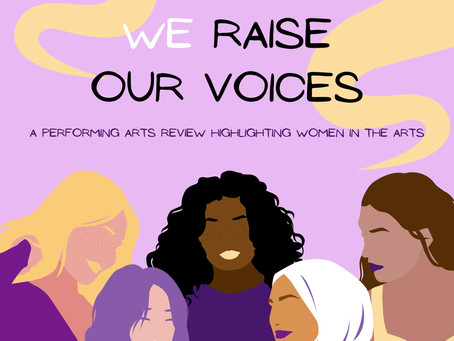 Together We Raise Our Voices