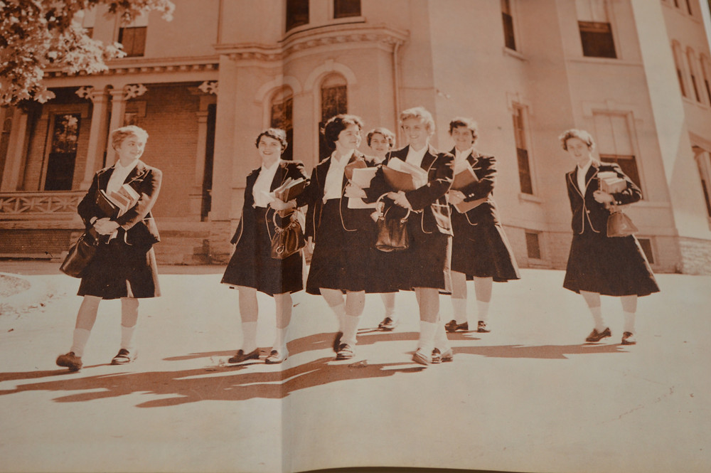 Photos from SUA Yearbook, taken by Elizabeth Geraghty