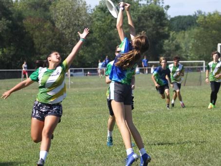 SUA Has an Ultimate Frisbee Team?