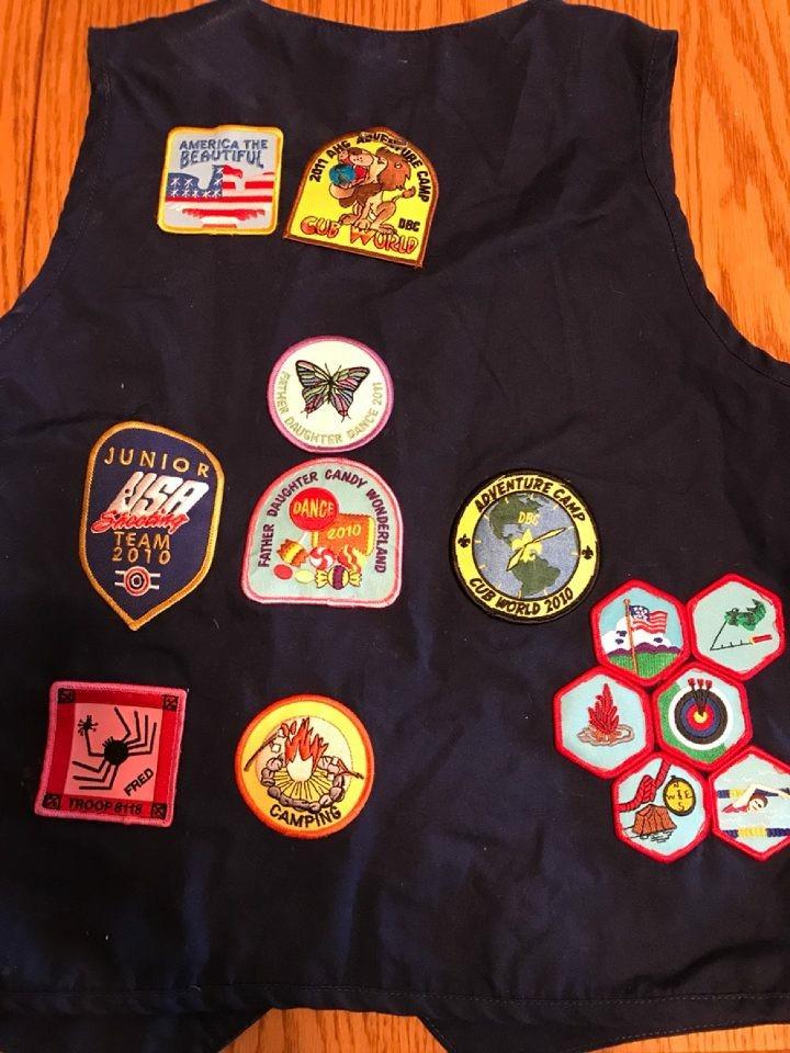 Morgan's Badges
