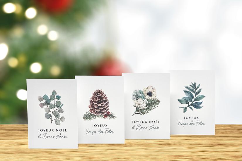 Cartes de Noël   Cartes de vœux