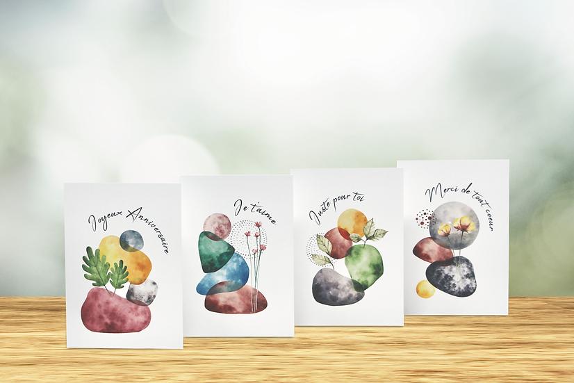 Cartes-cadeaux | Cartes de vœux