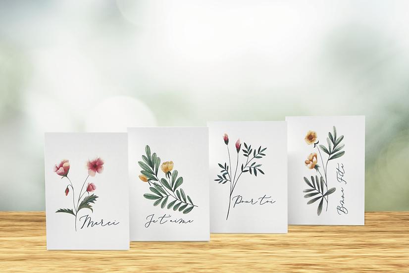 Cartes-cadeaux   Cartes de vœux