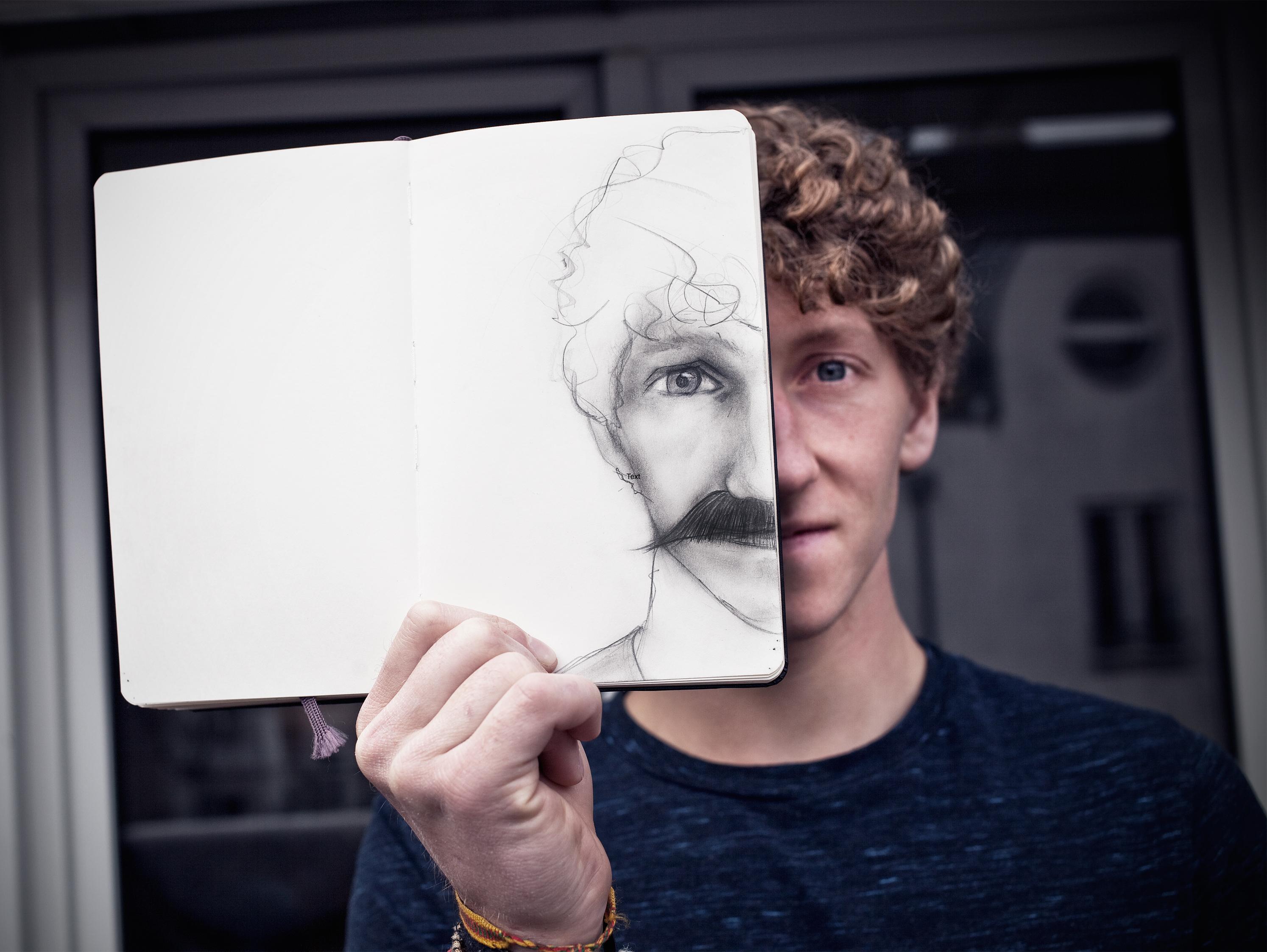 triko drawing