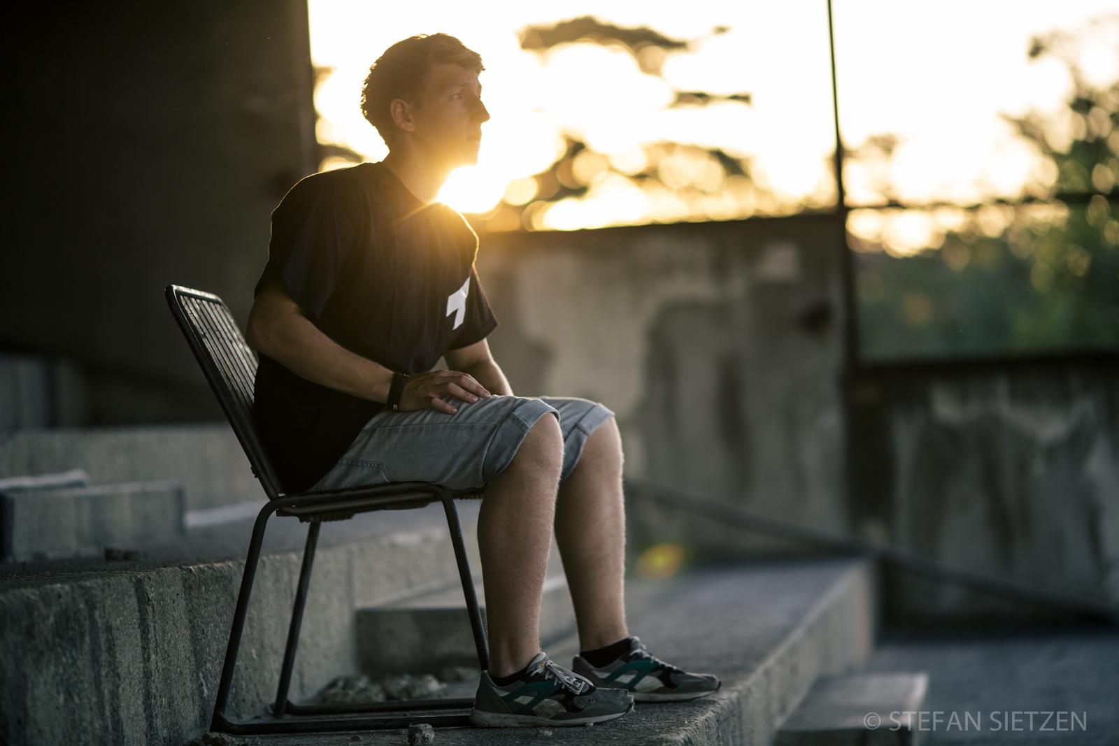 chair #sunset