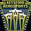 Thumbnail: Keystone Aerosoprts Logo Patch