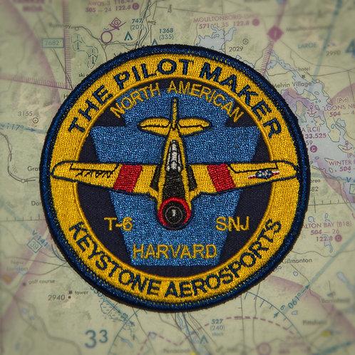 "Keystone Aerosports""Pilot Maker"" Patch"