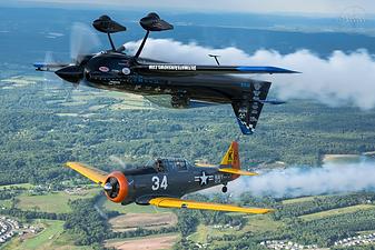 warbird training, aerobatic training, photo flight, tailwheel
