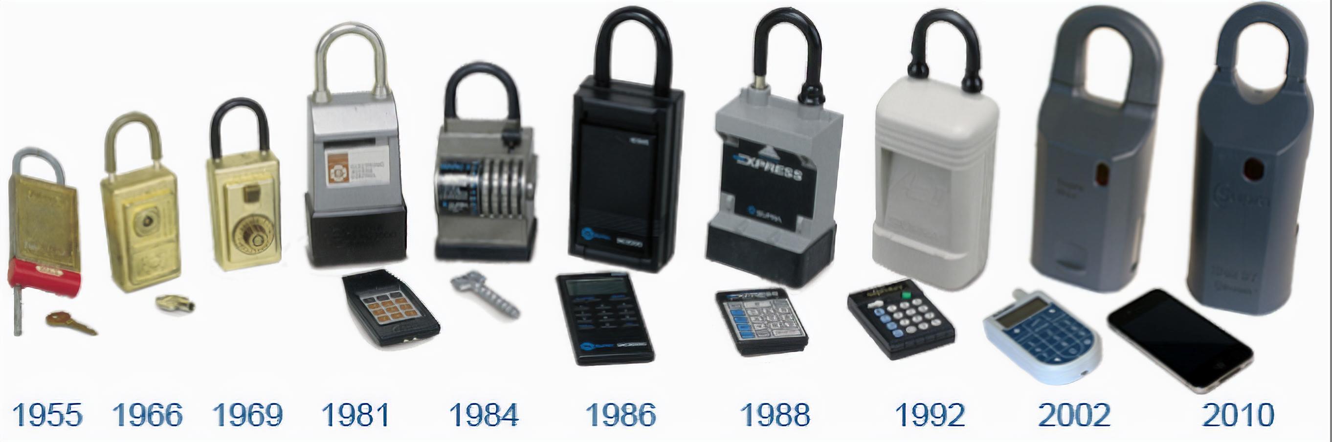 Keys & Lockboxes