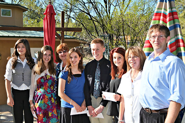 RLCAR Scholarship Recipients