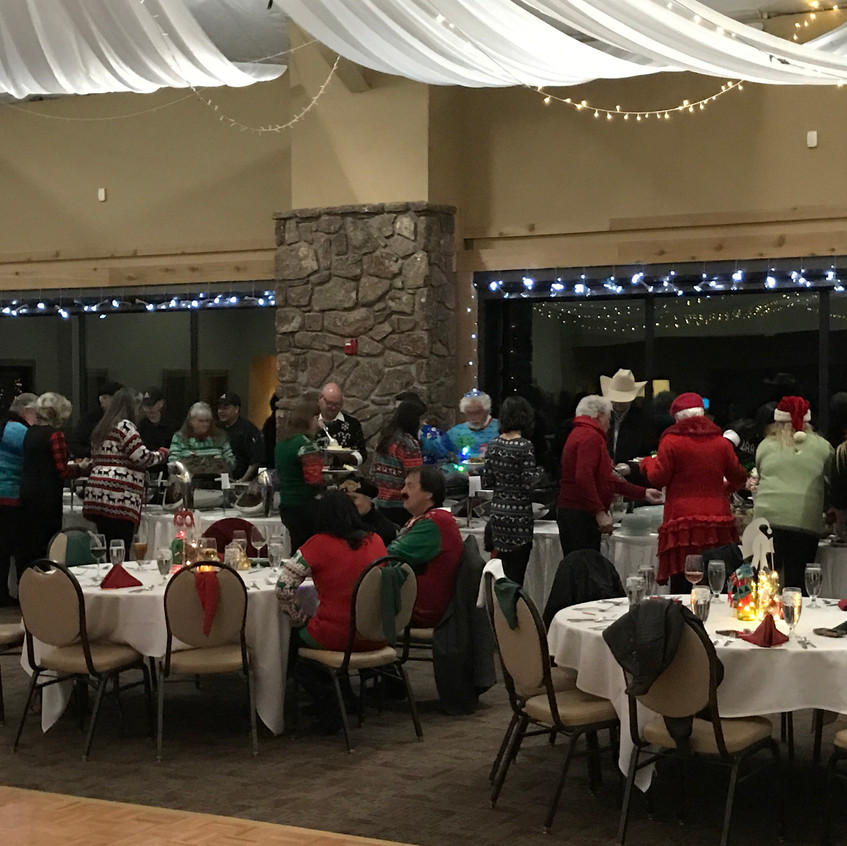 2018 Ugly Attire Christmas Party