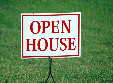 10 Tips for Holding a Safe Open House
