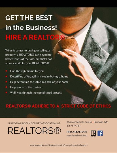 Geth the Best in the Business!  Hire a REALTOR
