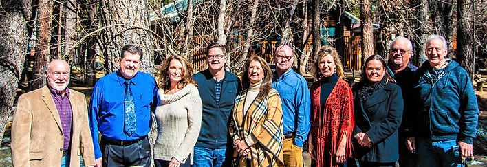 2019 Board of Directors, L to R, James P