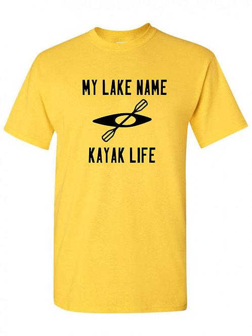 My Lake Kayak Life T-Shirt