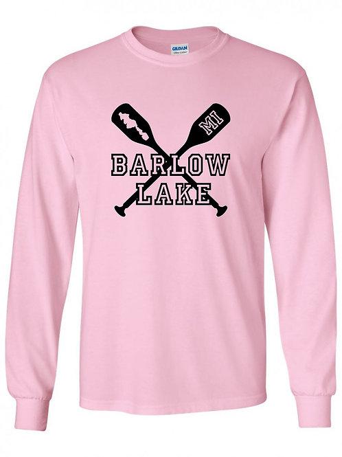 Barlow Lake Oars Long Sleeve