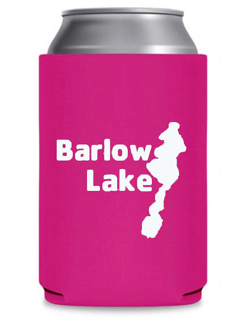 Barlow Lake Can Cooler