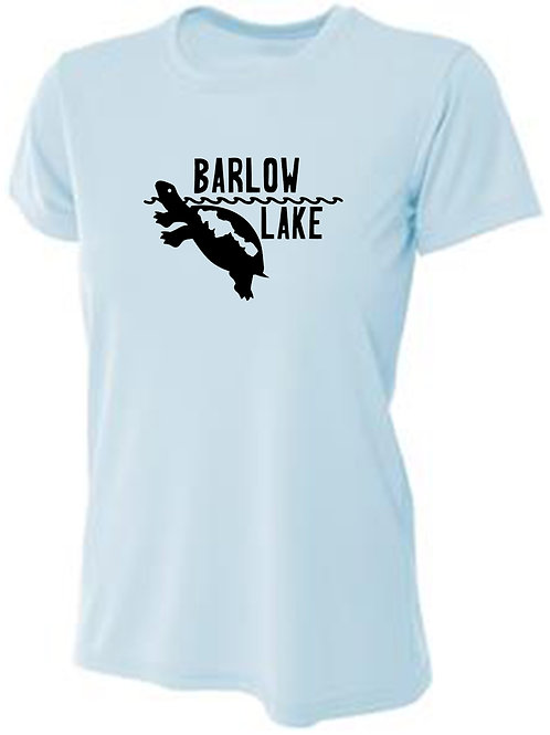 Turtle Barlow Lake Women's Sun Tee