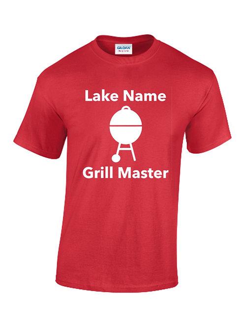 Any Lake Grill Master T-Shirt