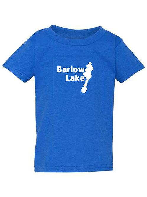 Barlow Lake Toddler T-Shirt
