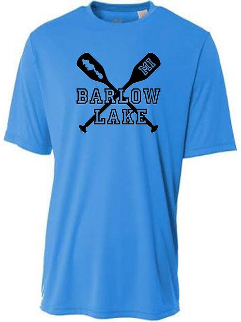 Barlow Lake Oars Sun Tee
