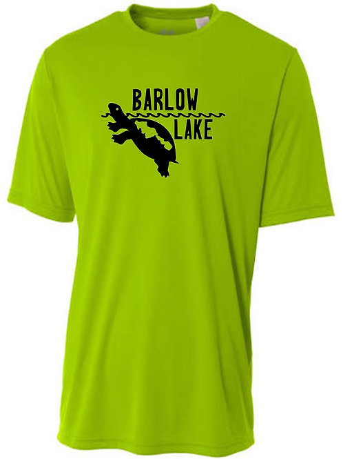 Turtle Barlow Lake Men's Sun Tee