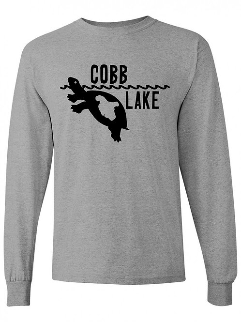 Turtle Cobb Lake Long Sleeve