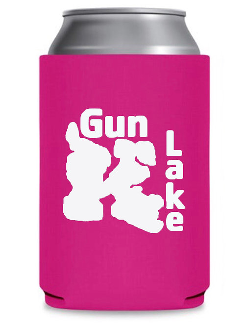 Gun Lake Can Cooler