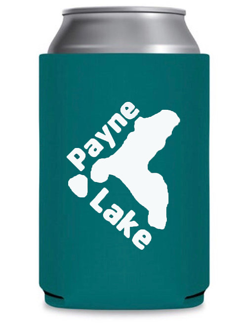 Payne Lake Can Cooler