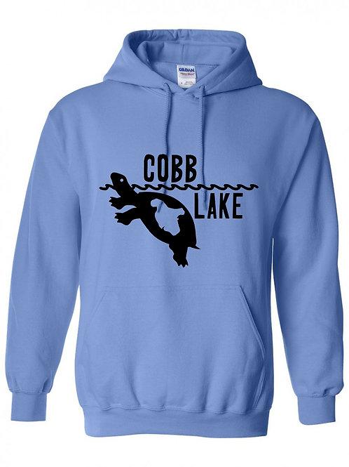 Turtle Cobb Lake Hoodie