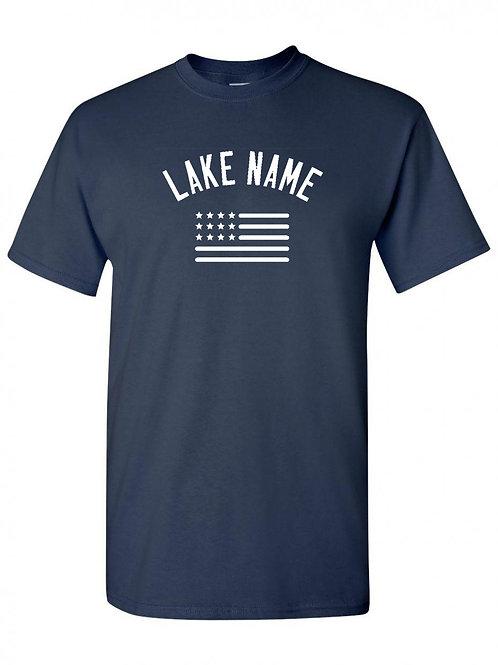 Any Lake 4th of July T-Shirt
