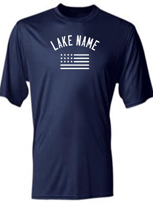 Any Lake 4th of July Sun Tee