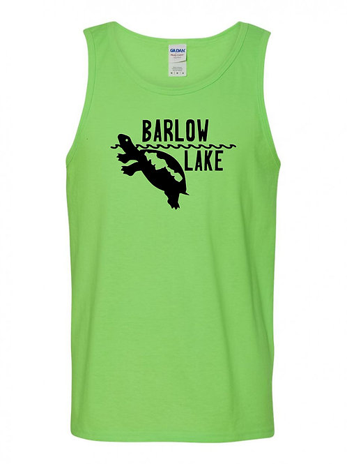 Turtle Barlow Lake Tank Top
