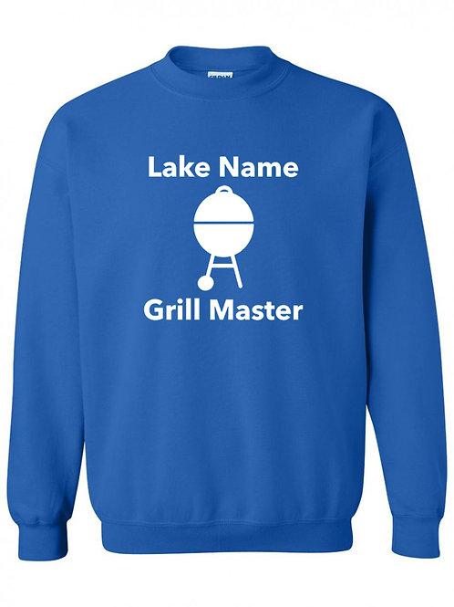 Any Lake Grill Master Crewneck