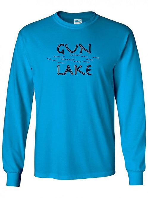 Gun Lake Black Wave Long Sleeve