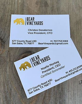 Business cards are a great way to make a