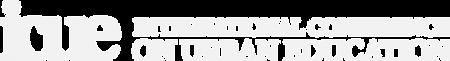 ICUE Logo White