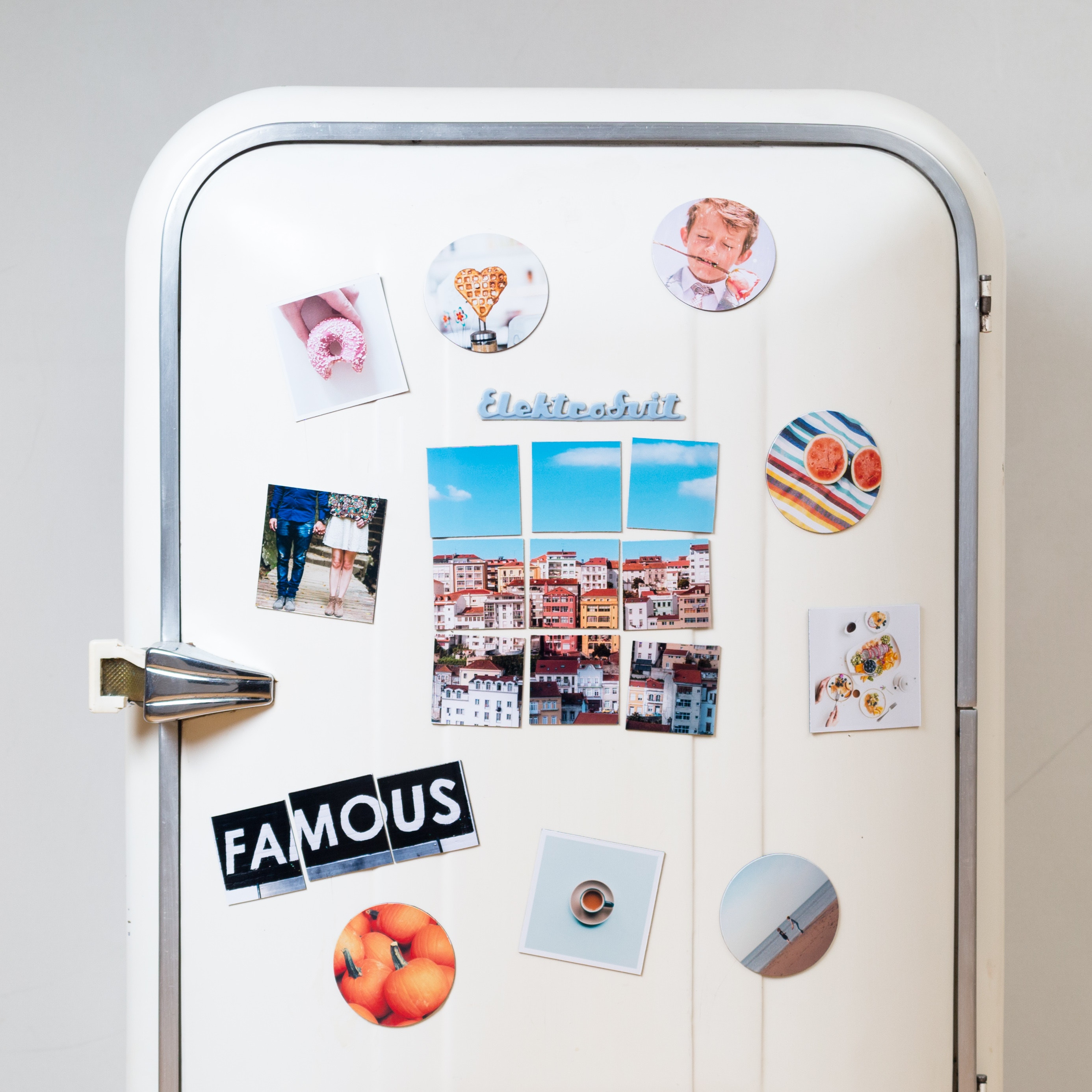 Pantry & Refrigerator Makeover